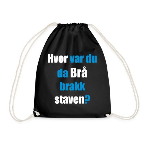 Oddvar Brå - Gymbag