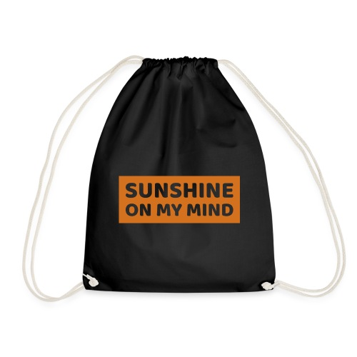 Słońce w mojej głowie - Worek gimnastyczny