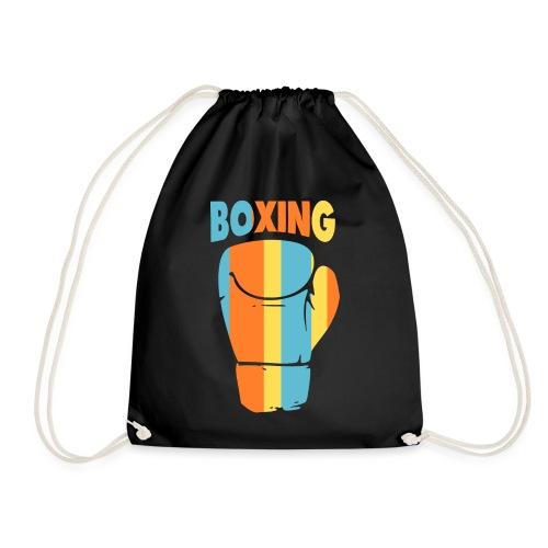 boxing design Color - Sac de sport léger
