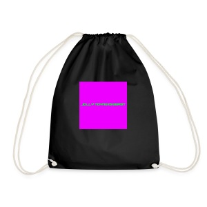 'JOLLY TOYNE IS BEAST' PROMOTION DESIGN. - Drawstring Bag