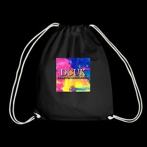 DCUK LOGO - Drawstring Bag