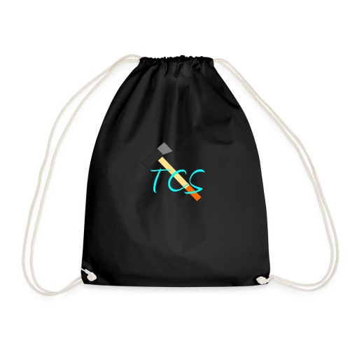 tcs drawn - Drawstring Bag