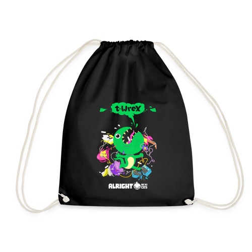Twrex - Drawstring Bag