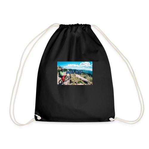 mtb hoddie - Drawstring Bag