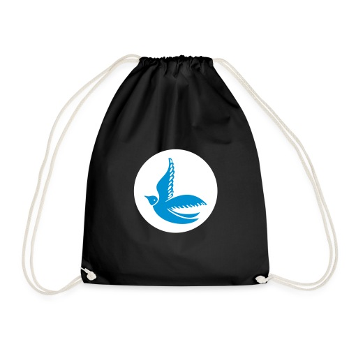 Bluebird - Drawstring Bag