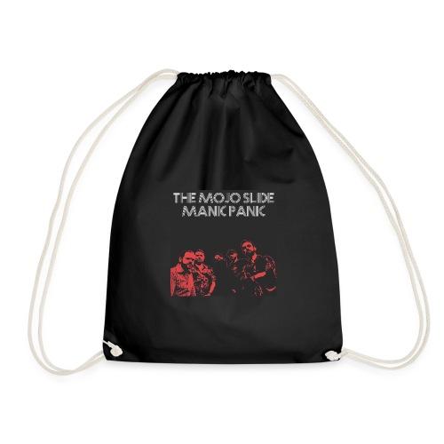 Manic Panic - Design 2 - Drawstring Bag