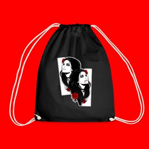 vampires - Drawstring Bag
