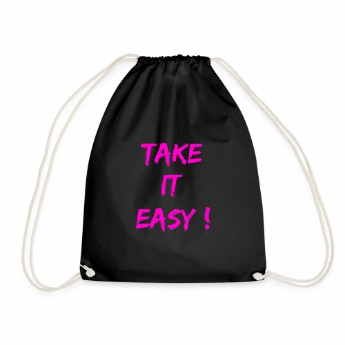 Take it easy ! - Sac de sport léger