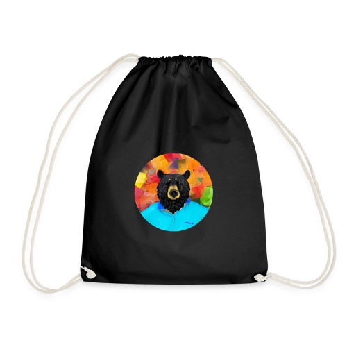 Bear Necessities - Drawstring Bag