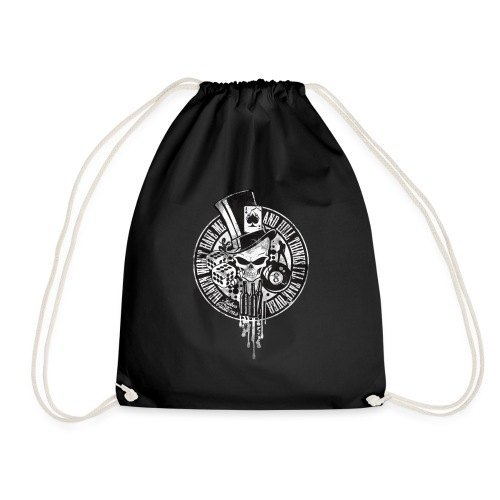 Kabes Heaven & Hell T-Shirt - Drawstring Bag