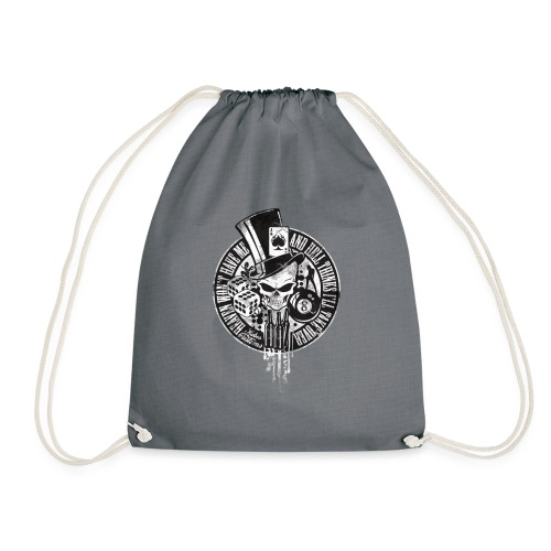 Kabes Heaven & Hell T-Shirt - Drawstring Bag