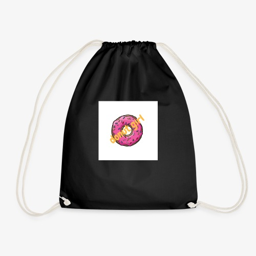 donut girl - Mochila saco