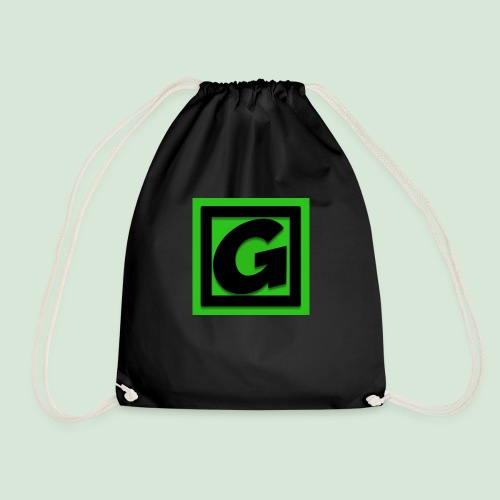 G-team Logo - Drawstring Bag