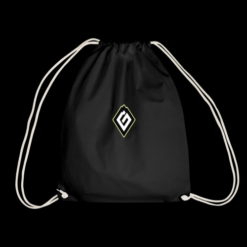 logs2 - Drawstring Bag