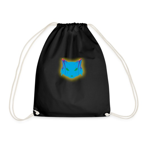 Wolf Logo - Drawstring Bag