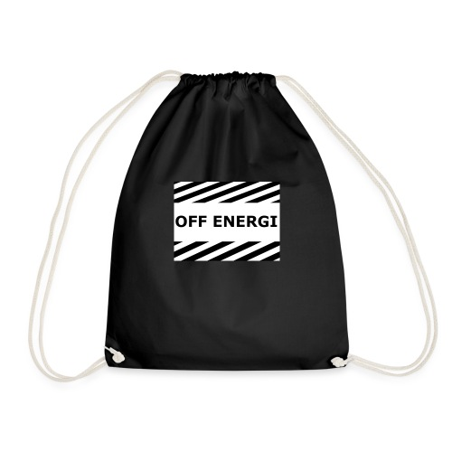 OFF ENERGI officiel merch - Gymnastikpåse