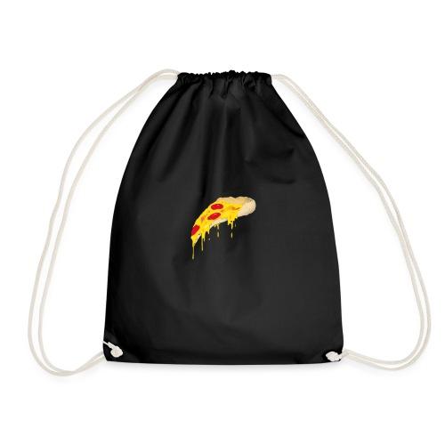 Svævende Pizza. - Sportstaske