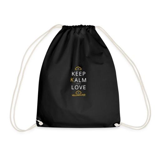 Keep kalm and love YellowCloud ! - Sac de sport léger