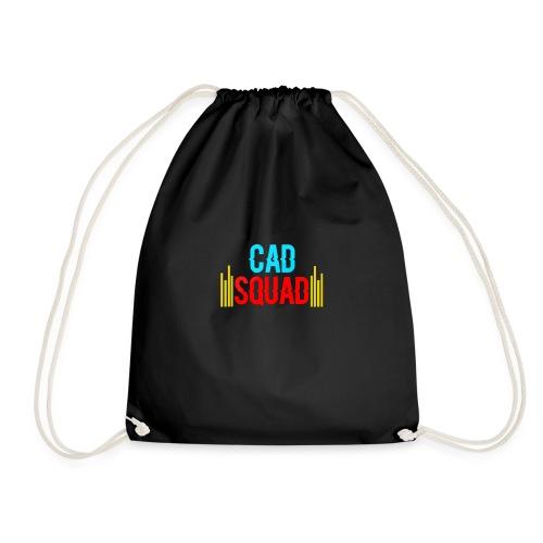CAD SQUAD - Turnbeutel