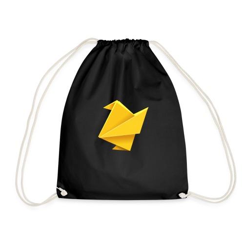 Origami Twiti Bird TSHIRT - Gymbag