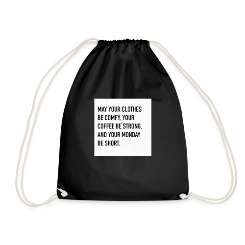Happy Mondays - Drawstring Bag