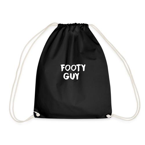 Footy Guy Basic Collection - Drawstring Bag