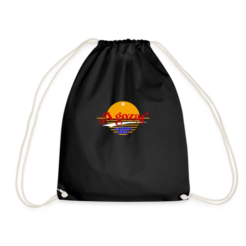 Puerto Rico Gift T-Shirt - Drawstring Bag