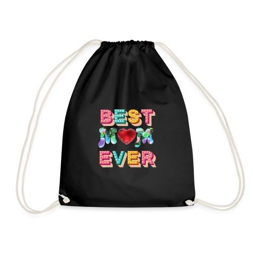 best mom ever5 - Gymnastikpåse