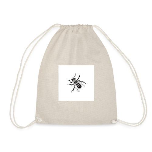 Bee - Drawstring Bag