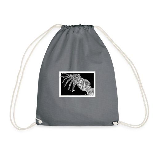 Cuttlefish - Drawstring Bag