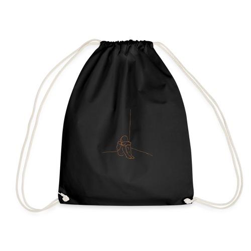 badge3 - Drawstring Bag