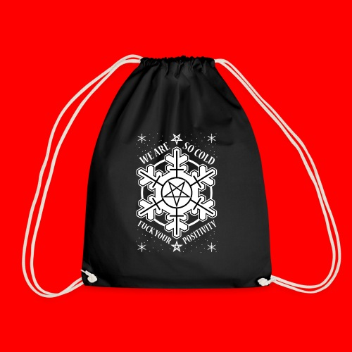 COLD - Drawstring Bag