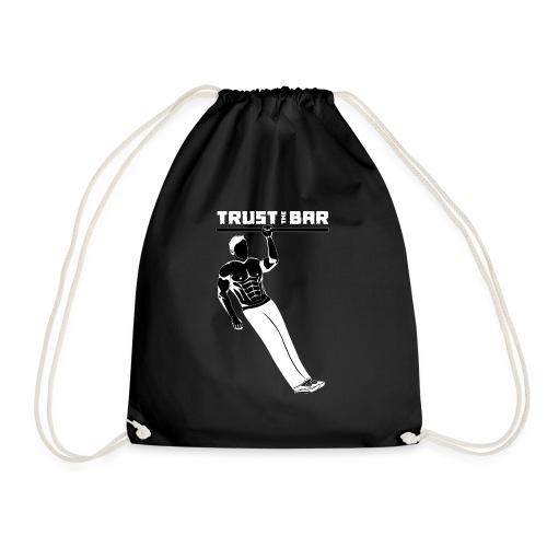 Trust The Bar OAP - Drawstring Bag
