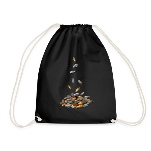 Lucky Coins - Drawstring Bag