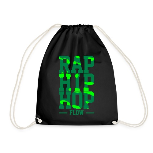 Rap Hip Hop Flow - Mochila saco