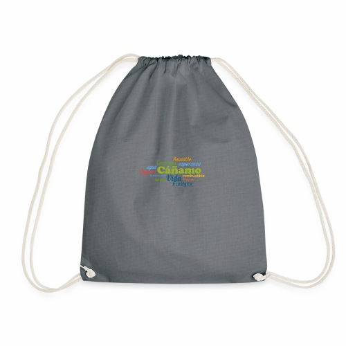 Cáñamo Sustentable - Mochila saco
