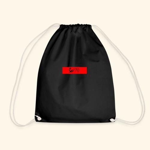 Red Sg170 - Drawstring Bag