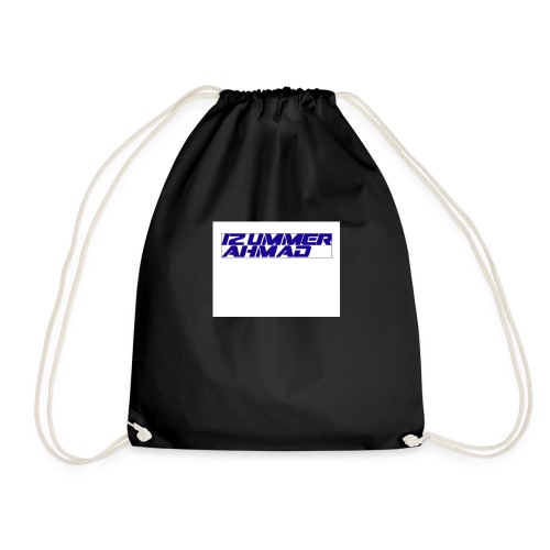 izummerahmad - Drawstring Bag