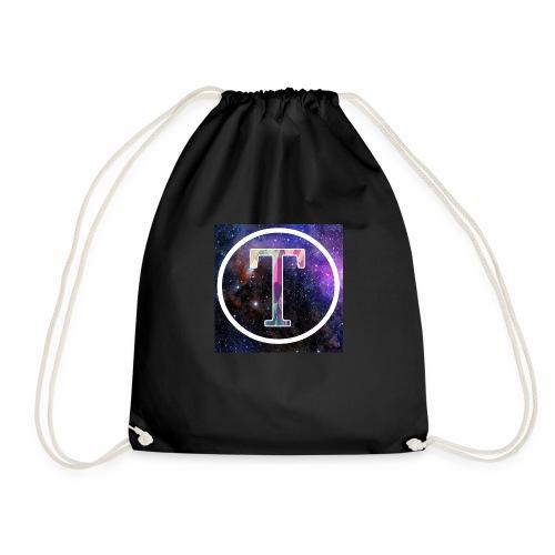 TylerSD210 Lgo - Drawstring Bag