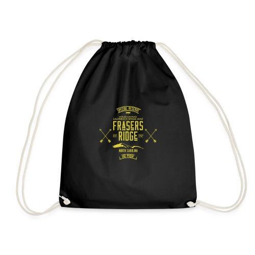 Fraser's Ridge - Drawstring Bag