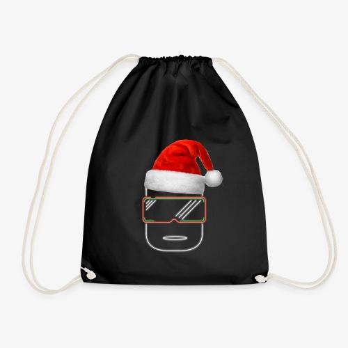 Die Zock Stube - Robot-Head Christmas - Turnbeutel