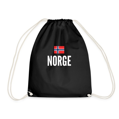 Norge - Gymbag