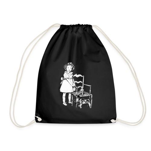 Nelly et sa chaise - Sac de sport léger