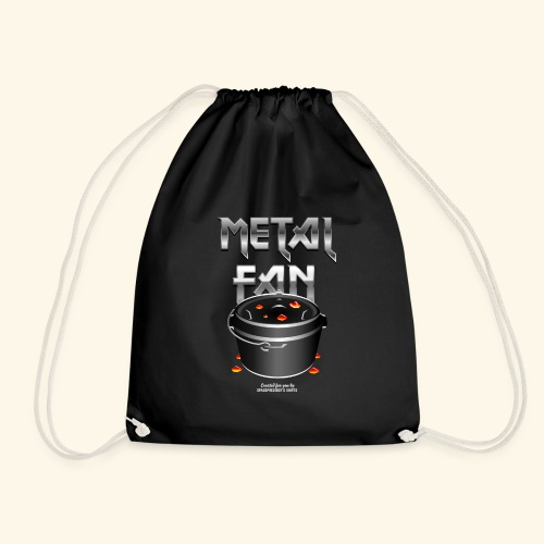 Metal Fan | Dutch Oven T-Shirts - Turnbeutel