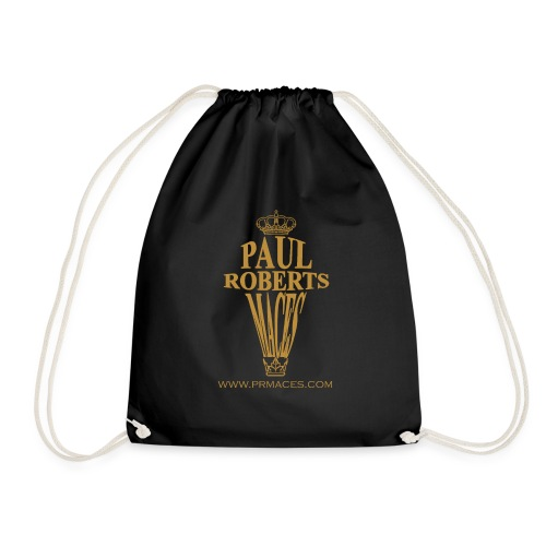 Paul Roberts Maces gold - Gymtas