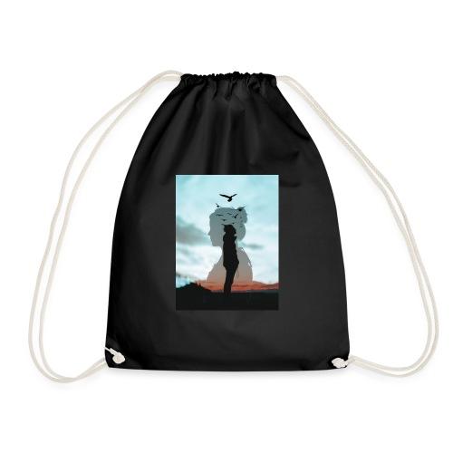 Heartbroken - Drawstring Bag