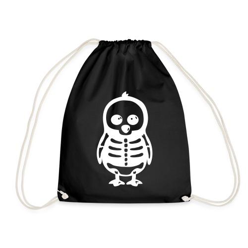 Pingouin Squelette - Sac de sport léger