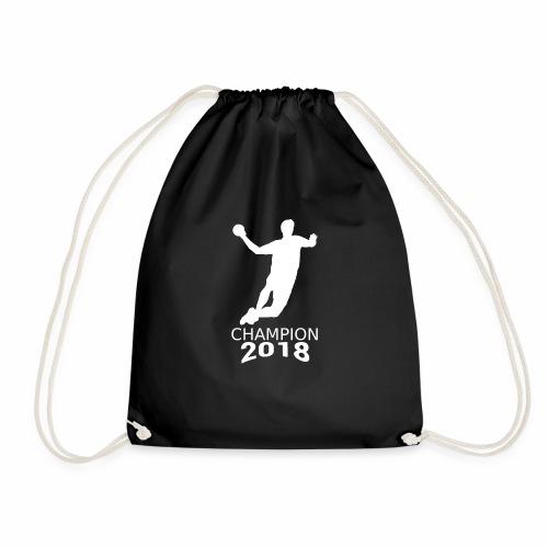 Handball Champion 2018 - Turnbeutel