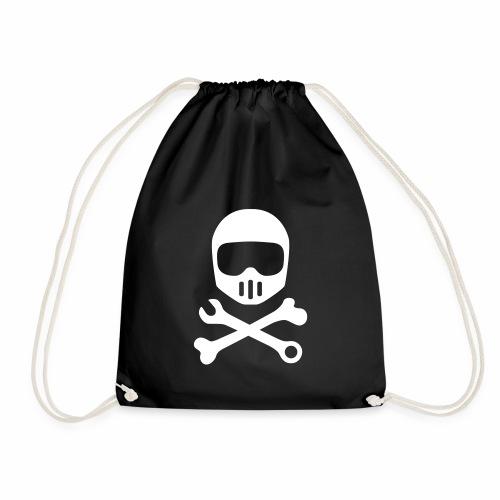 Helmet Bones N Tools - Drawstring Bag