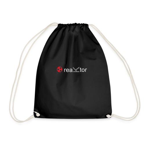 reaKtor T - Drawstring Bag